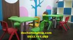Bàn ghế trẻ em tại tpHCM