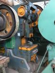Máy dập cơ cũ đài loan 63 tân
