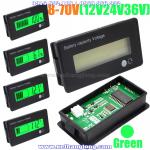 Đồng hồ đo dung lượng/ điện áp bình ắc quy