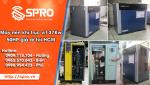 Máy nén khí trục vít 37kw giá rẻ tại TPHCM