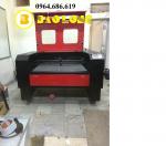 Máy laser 1390 cắt quảng cáo, máy laser chạm khắc nội thất công nghiệp