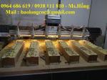Máy đục gỗ 6 đầu, máy cnc chạm khắc gỗ giá rẻ