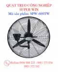 Quạt treo công nghiệp Super Win SWP-600TW