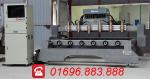 Máy khắc tượng gỗ CNC