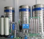 Hệ thống lọc nước tinh khiết trong công nghiệp công suất 500l/h