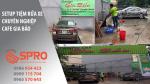 Spro - Kích nâng rửa xe máy chuyên dùng tại Việt Nam