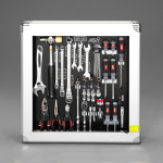 TOOLS SET ESCO EA612SB-43