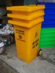 Bán thùng rác, thùng rác giá rẻ đủ kích thước, màu sắc Tại Quận 6
