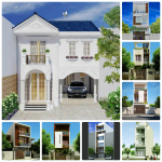 Thiết kế nhà phố ,khách sạn, nhà hàng, văn phòng , showroom, nhà cấp 4…
