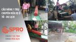 Spro - Cầu nâng 1 trụ chuyên rửa xe ô tô - Hỗ trợ lắp đặt miễn phí