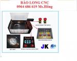 Máy khắc dấu laser, máy laser cắt cao su giá rẻ ở đây
