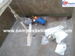 Bọc phủ FRP cho hồ bê tông