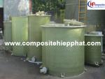 Hệ thống bồn composite xử lý nước thải