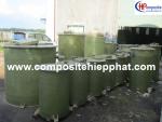 Hệ thống bồn nhựa FRP xử lý nước thải