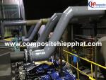 Hệ thống ống nhựa Composite dẫn khí thải