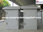 Vỏ tủ điện composite