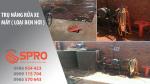 Spro - Địa chỉ cung cấp ben nâng rửa xe máy uy tín nhất ở đâu ?