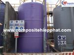 Bồn chứa hóa chất bằng nhựa composite