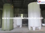 Bồn FRP chứa nước