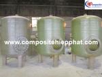 Bồn composite FRP chứa thực phẩm