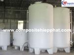 Bồn FRP chứa nước mắm