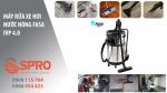 Spro - Máy rửa xe hơi nước nóng giá rẻ nhất ở đâu ?