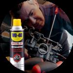 WD-40® Throttle Body, Carb & Choke Cleaner - Tẩy rửa bộ chế hòa khí. (450ml)