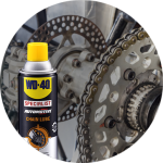 WD-40® Chain Lube - Dầu bôi trơn sên, xích (360ML)