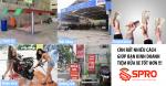 Spro - Khởi nghiệp bằng việc kinh doanh tiệm rửa xe máy - ô tô ?