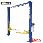 Bán cầu nâng 2 trụ giá rẻ Titano TC-4000D tại HCM