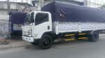 Xe tải thùng mui bạt 8 tấn 2 ISUZU Vĩnh Phát