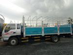 Bán xe tải Jac 6t4 nổi bật về thiết kế mới, chất lượng, an toàn