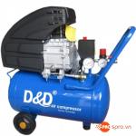 Máy nén khí Mini 2 HP D & D RAC1524A - Dung tích 24L