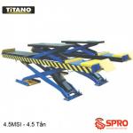 Bán cầu nâng cắt kéo Titano 4.5MSI