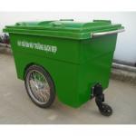 Thùng rác composite dung tích 1000 Lít