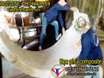 Bọc phủ composite chống ăn mòn hóa chất