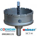 Mũi khoét hợp kim Unifast MCT-90