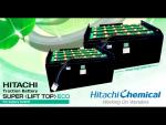 Bình điện xe nâng Hitachi
