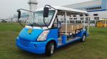 Xe bus xăng chở khách 18 chỗ