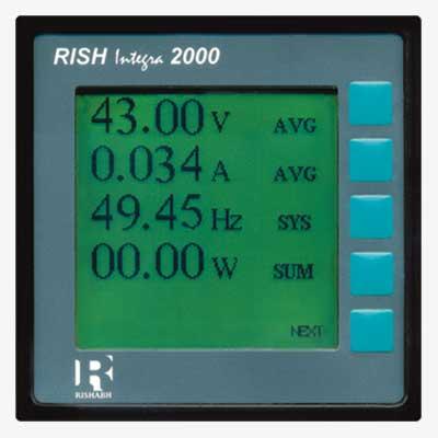 RISH Integra 2000