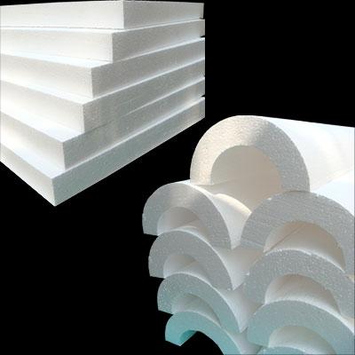 Mốp xốp EPS Expanded Polystyrene cách nhiệt mái,