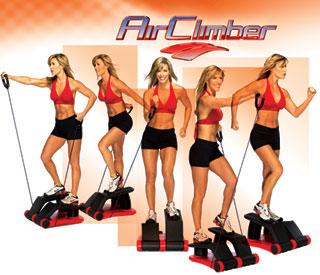 Máy tập đi bộ Airclimber