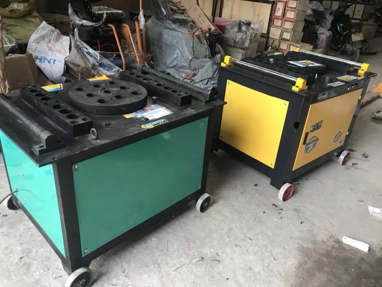 máy uốn sắt GW45