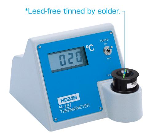 Hozan soldering iron checker| máy đo nhiệt độ mũi hàn Hozan H-767-TA| Hozan H-767-TA
