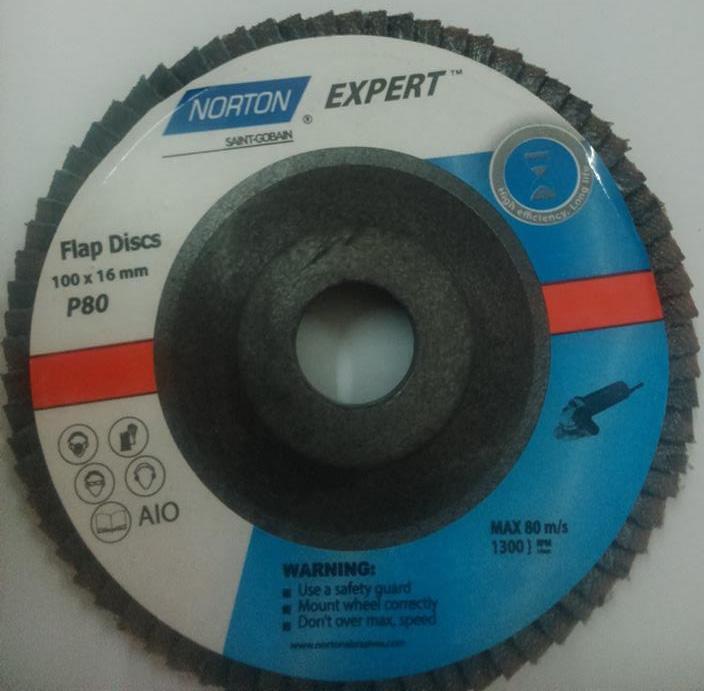 Nhám xếp Norton Expert - đế nhựa