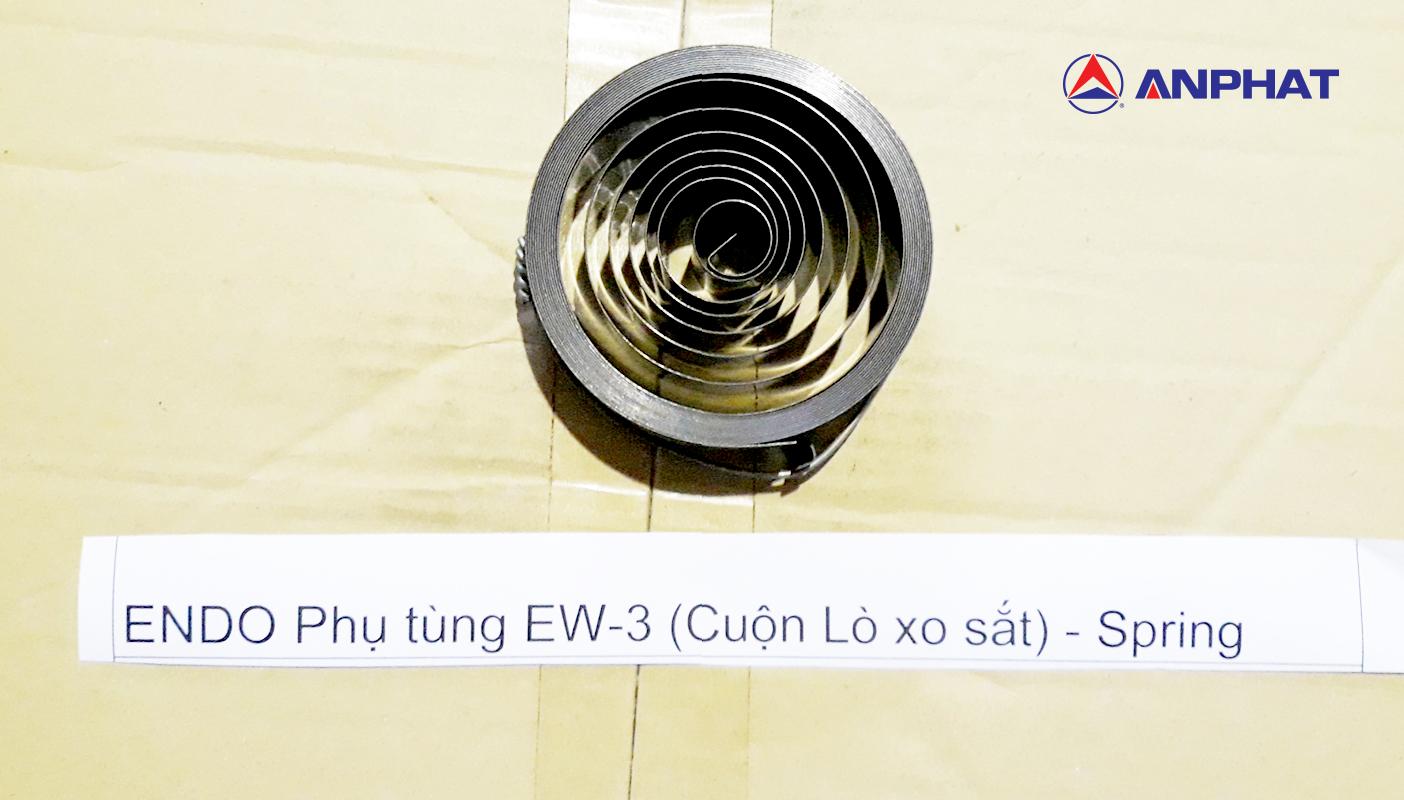 Phụ tùng EW-3 (Cuộn Lò xo sắt) - Spring