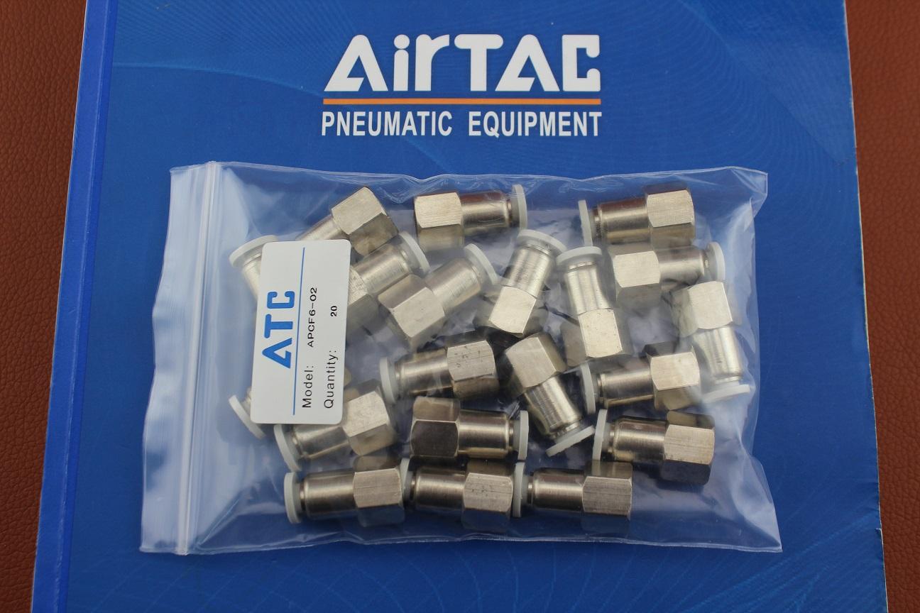 Đầu nối AIRTAC APCF6-02