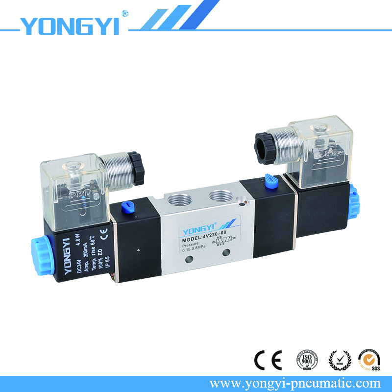 Van điện từ Yongyi 4V220-08 2 đầu