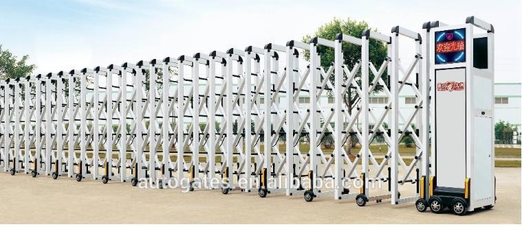 Cửa cổng inox, cửa cổng hợp kim nhôm, hệ thống kiểm soát ra vào-0913183440
