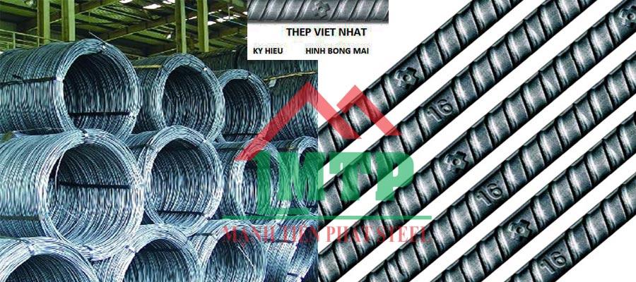 Giá thép Việt Nhật